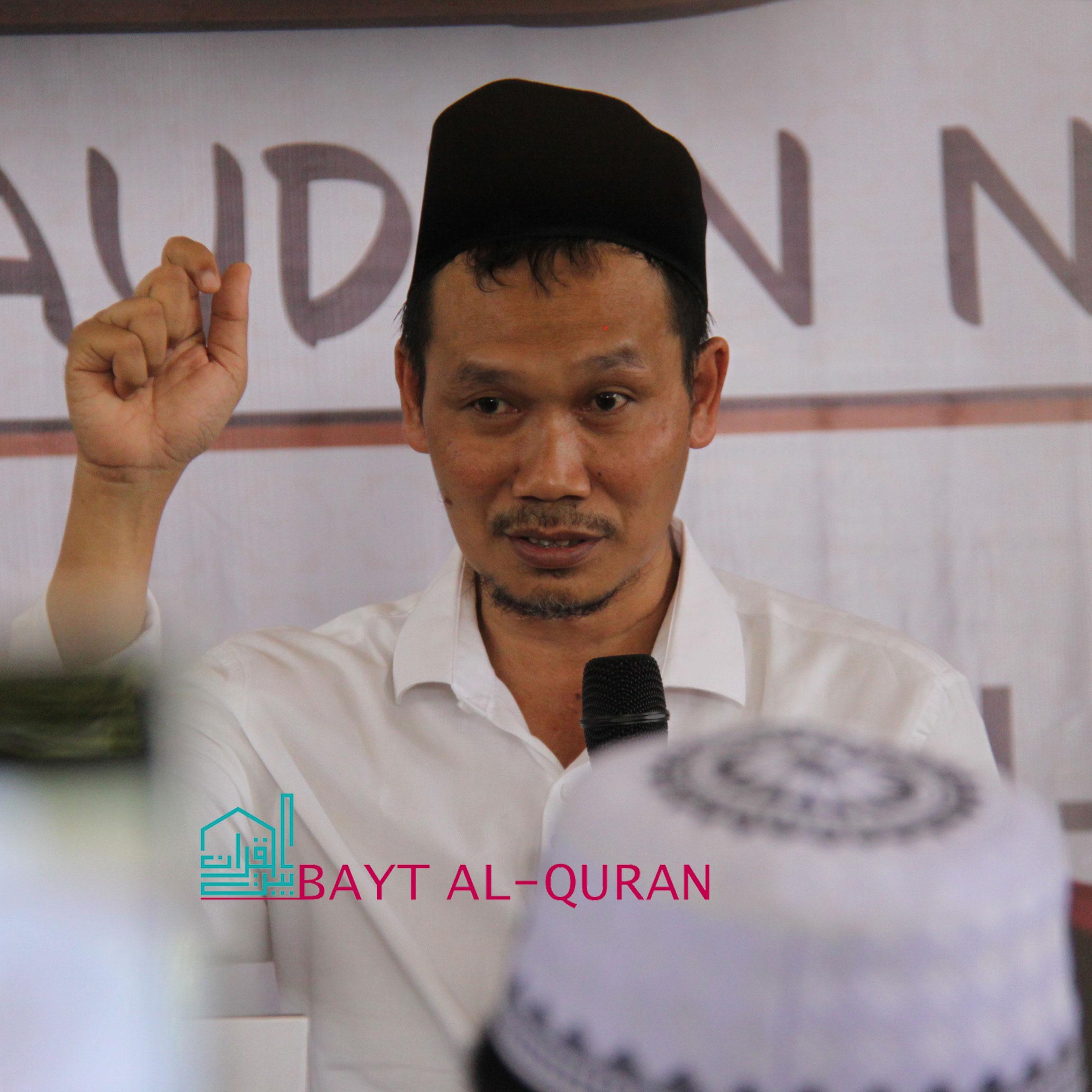 Bayt Al-Quran Gelar Ngaji Bareng Gus Baha'